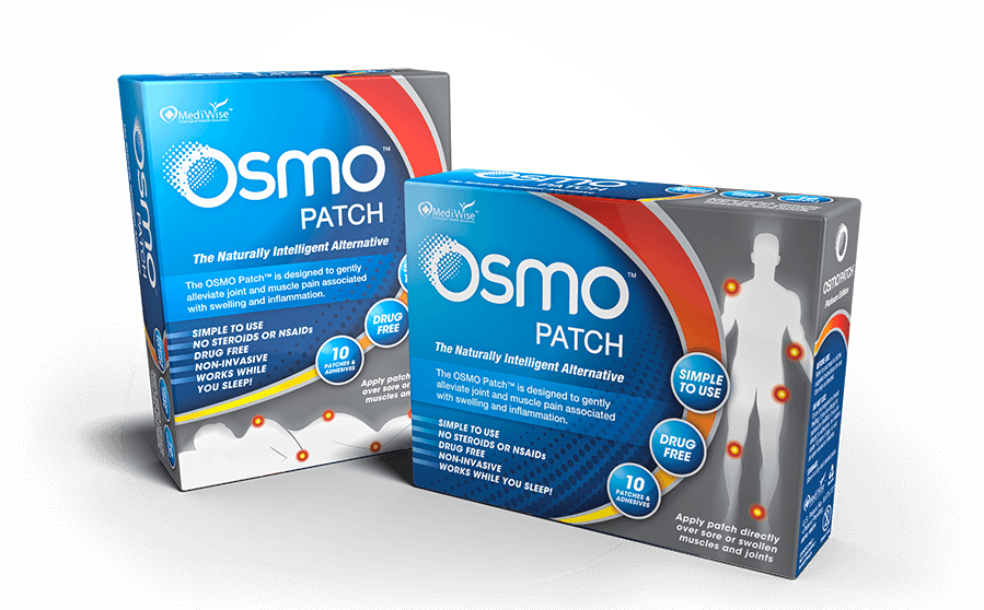 OSMO Patch Promo - product image